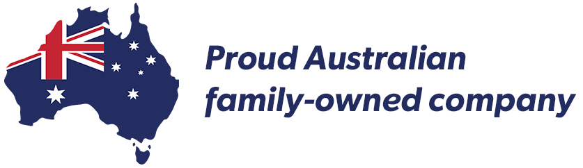 Proud Australian family-owned company